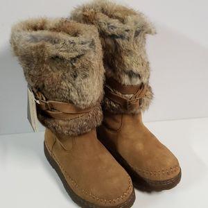 Women's Fur Boot